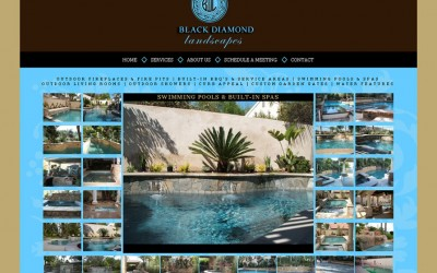 Black Diamond Landscapes