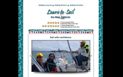 Learn to Sail San Diego